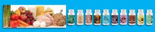 Orthomoleculair   Voeding & suppletie
